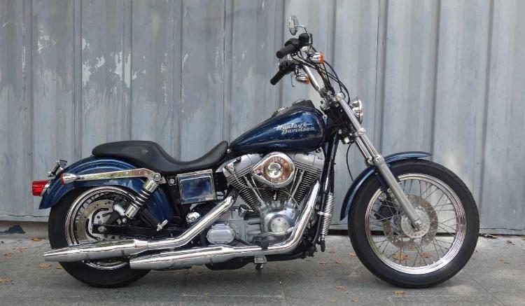 Harley davidson dyna street essence paris 14 75   9950 euros