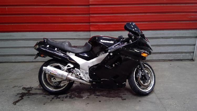 Kawasaki zzr 1100 essence pressigny les pins 45 | 1000 euros