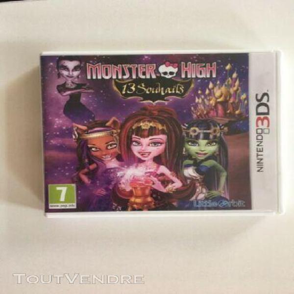 monster high 3ds