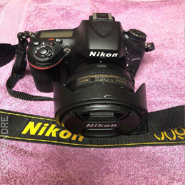 Nikon d600 + nikko 24-85 + carte sd 32 go (complet !)
