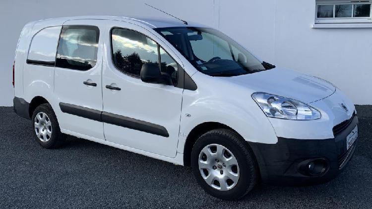 Peugeot partner diesel saint-georges-montcocq 50 | 11520
