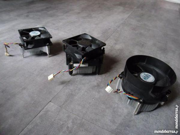 Ventilateur cpu socket 775 occasion, lyon (69009)