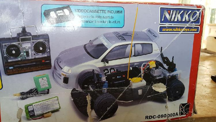 Voiture radio commandée moteur athmospheriquatmosphérique