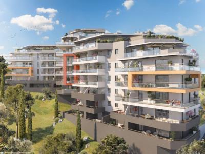 Appartement à vendre ajaccio 3 pièces 68 m2 corse