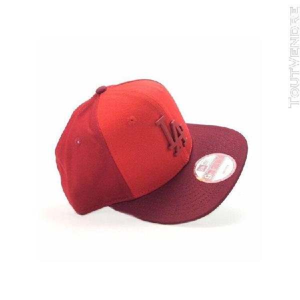 Casquettes new era mb pack homme rouge