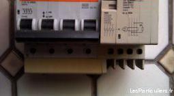 Disjoncteur différentiel tétra 32 à merlin gérin.