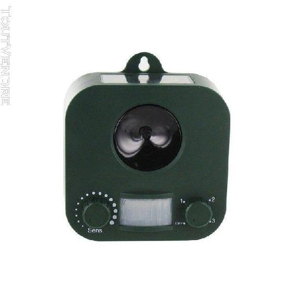 Garden protector wk0053 solar repulsif chien chat fouine