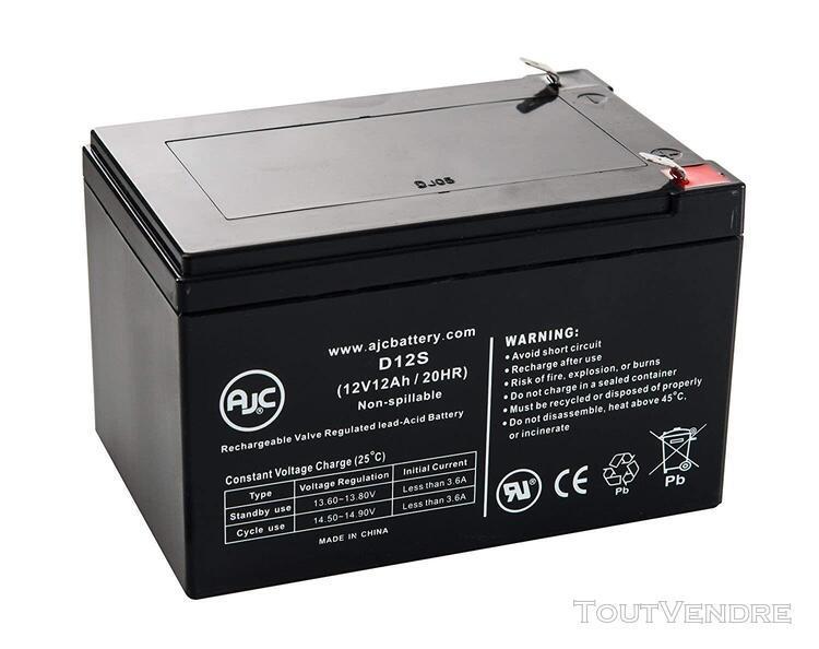Piles de remplacement pour onduleur batterie pbq 42716 12v 1