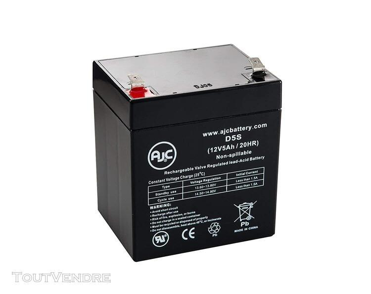Piles de remplacement pour onduleur batterie vision cp1250a