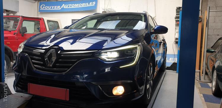 Renault megane estate iv intense dci edc