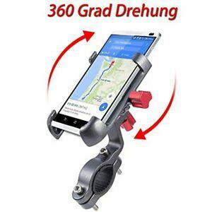 spgood support de téléphone de vélo en alliage