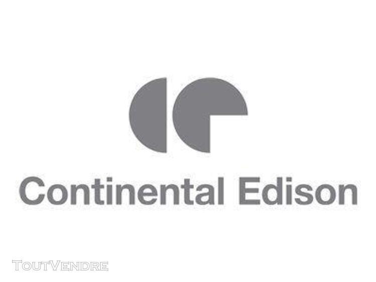Congélateur-armoire continental edison cecuf175nfw1 - 168