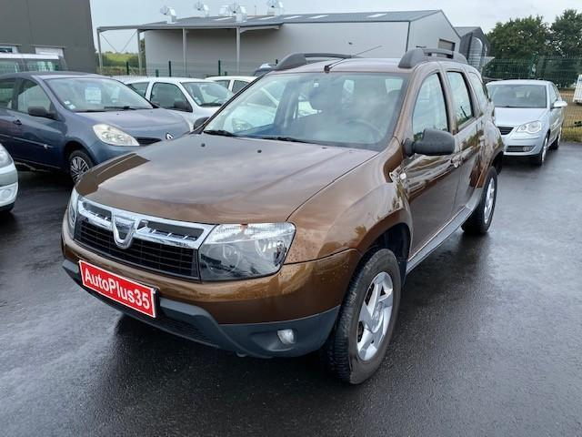 Dacia duster gpl breal-sous-montfort 35 | 7990 euros 2013