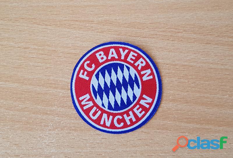 ecusson en tissu Fc Bayern munchen Diamètre 6,5 cm thermocollant