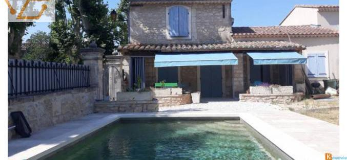 Maison avec piscine à maussane les alpilles