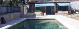 Maison à maussane les alpilles, provence, paca