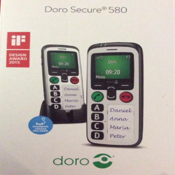 Téléphone doro secure r580 neuf, lagny-sur-marne (77400)
