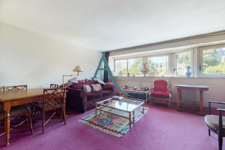 Vente appartement 59,38m² paris 14ème - pernety