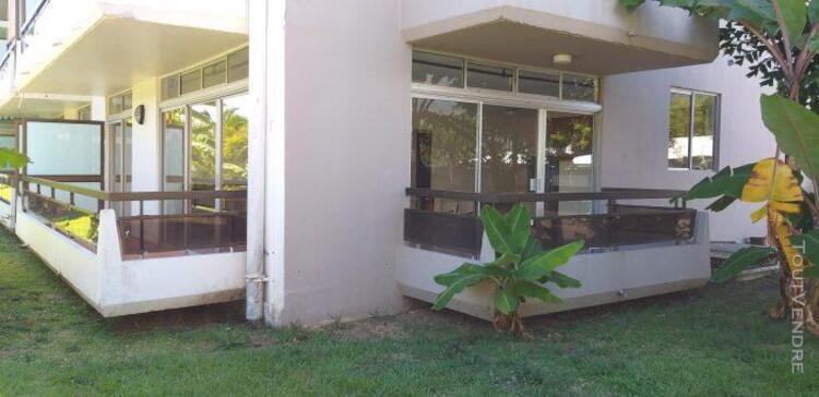 Arue - location appartement f4 accés mer