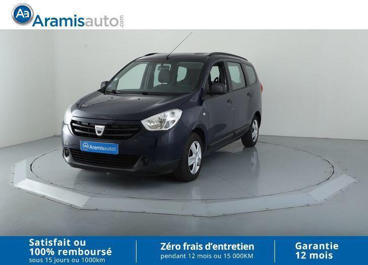 Dacia lodgy essence rennes 35   9890 euros 2013 16895127