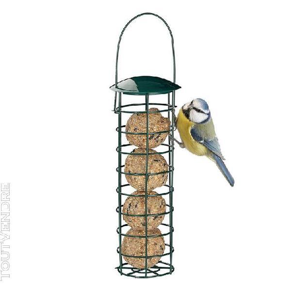 Distributeur d'aliments pour petits oiseaux mangeoire pour a