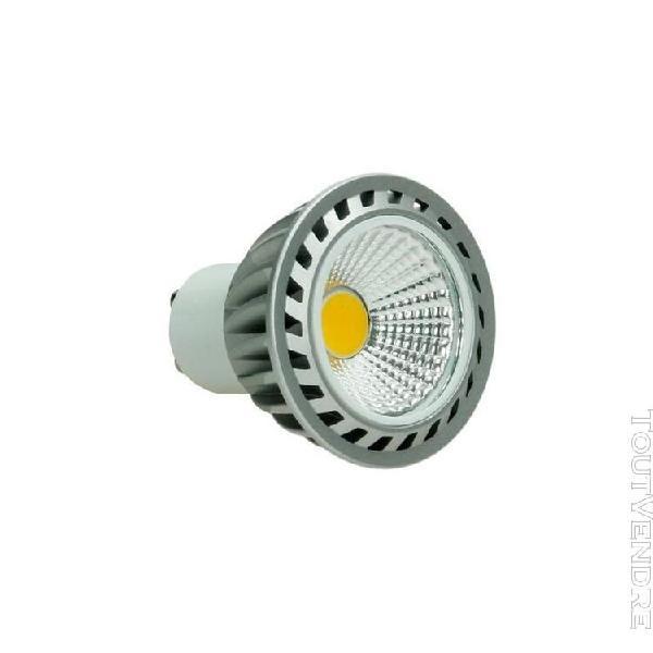 Ecd germany 30-pack - 4w - gu10 led spot remplace - 20w - 22