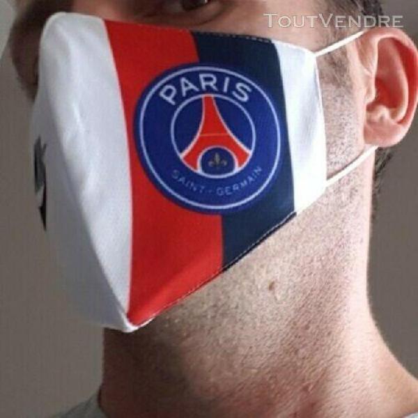 2 Filtres Neuf Masque De protection PSG