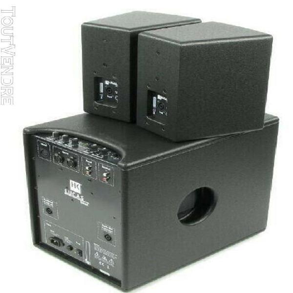 Vend enceinte hk audio lucas smart 410 watts