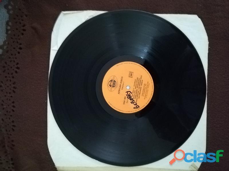 ACHA disques vinyls