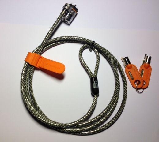 Câble de sécurité kensington microsaver neuf/revente,