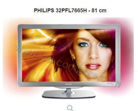 Philips tv 32pfl7665h_12 neuf, boulogne-billancourt (92100)
