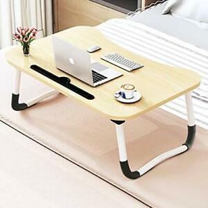 Table de chevet réglable pour ordinateur portable - pour