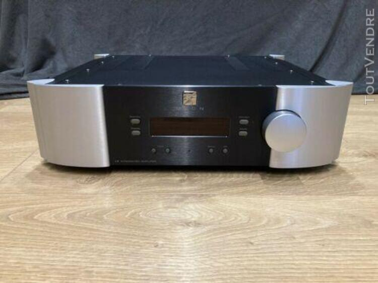 Amplificateur intégré double mono simaudio moon i-7