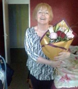 Femme 67 ans cherche location