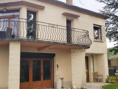 Maison à vendre ales 4 pièces 101 m2 gard