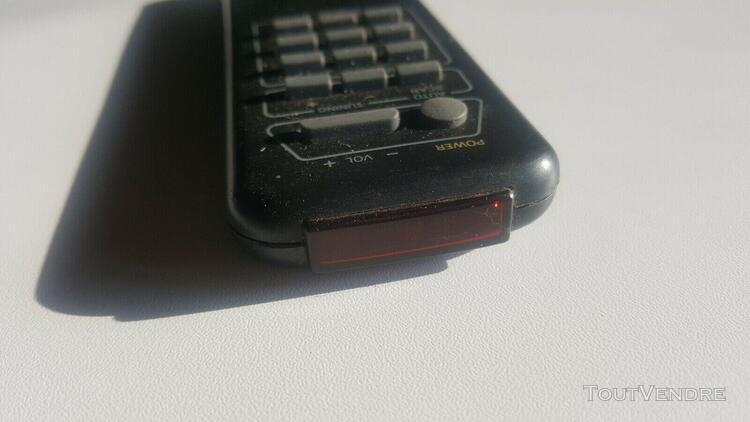 Télécommande chaine sansui rs-g11