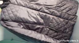 Veste doudoune demi-saison légère et chaude - neuve - t38