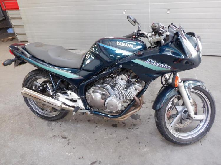 Yamaha xj essence pressigny les pins 45 | 700 euros 1993
