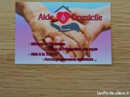 Aide à domicile / auxiliaire de vie