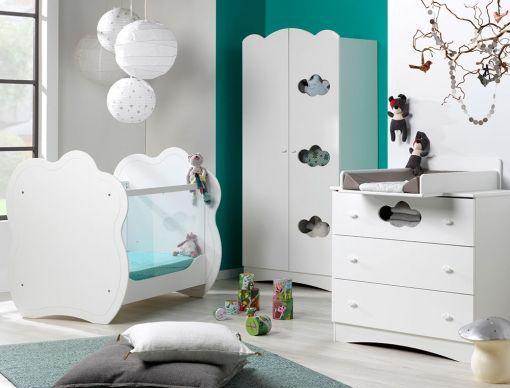 Chambre bébé nuage altea occasion, machilly (74140)