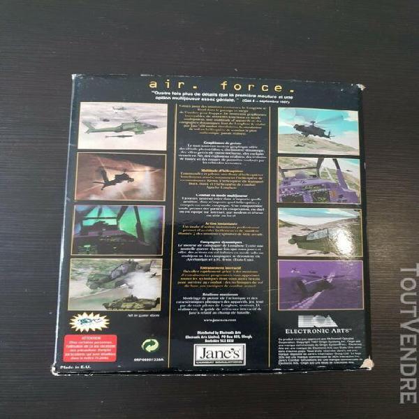 Jeux pc big box jeu pc longbow 2 version française complet