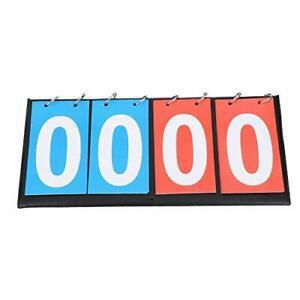 Vgeby1 2/3/4 chiffre sports tableau scoreboard, de 4