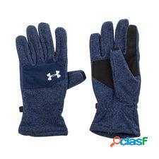 Under armour gants coldgear infrared - bleu