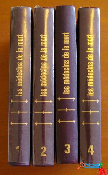 Les médecins de la mort (4 tomes), philippe aziz