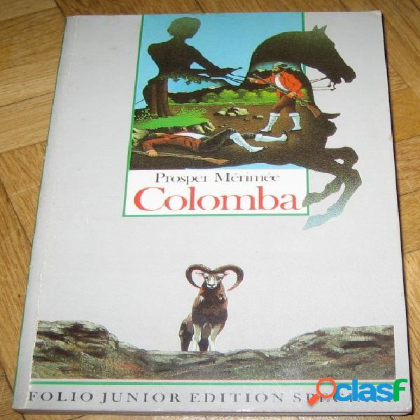 Colomba, prosper mérimée