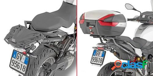 GIVI Support topcase Monolock et Monokey FZ, Bagagerie pour votre moto, 5137FZ