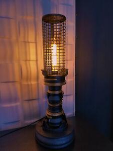 Vintage atelier loft industriel lampe série plomb'