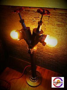 Vintage atelier loft industriel - steampunk lampe série