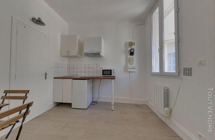 Appartement fontenay sous bois 1 pièce(s) 21,56 m2