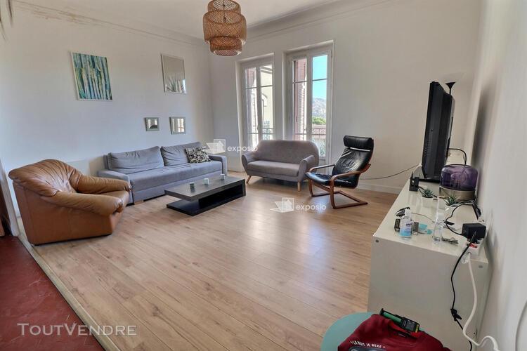 Appartement marseille 5 pièce(s) 120 m2
